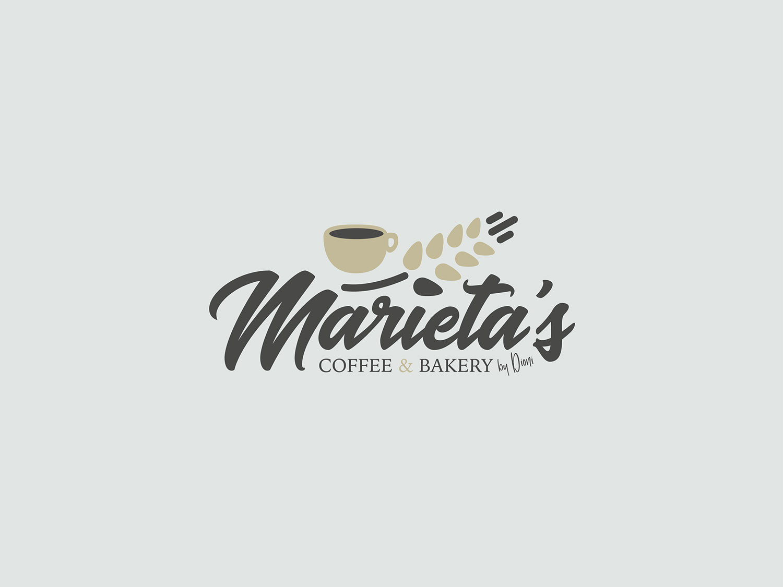 diseño logotipo marietas
