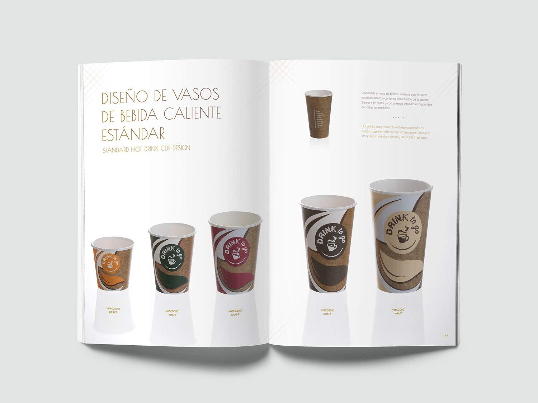 diseño catalogo corporativo